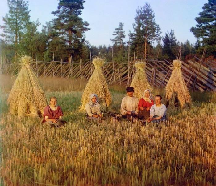 Россия 150 лет назад в цветных фотографиях (35 фото)