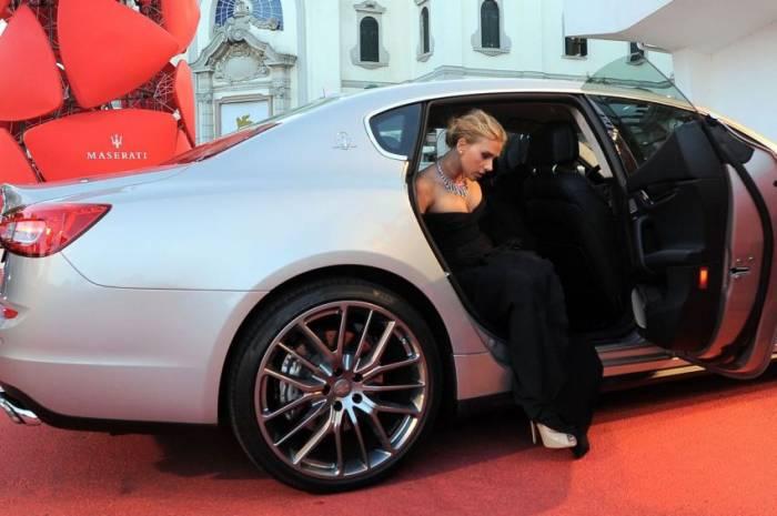 Maserati - спонсор 70-го Венецианского кинофестиваля (19 фото)