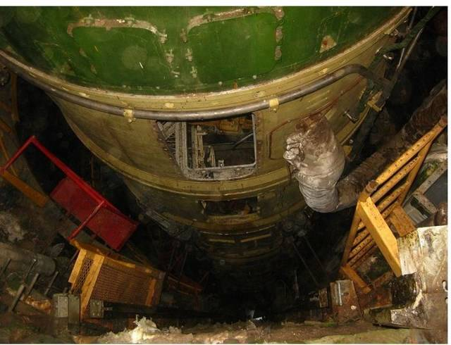 Ядерное оружие в глубинке с колоритным названием (17 фото)