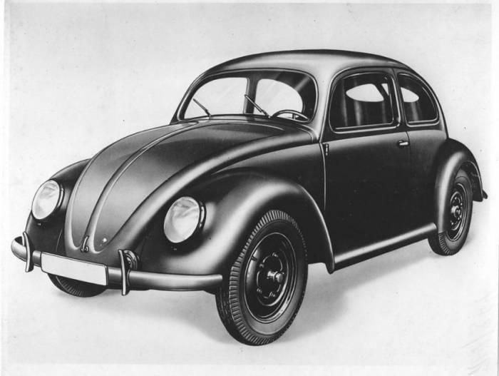Неудобный юбилей Volkswagen (6 фото)