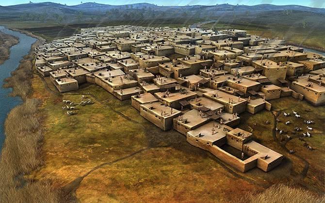 8 разрушенных городов, которые остаются загадкой (8 фото)