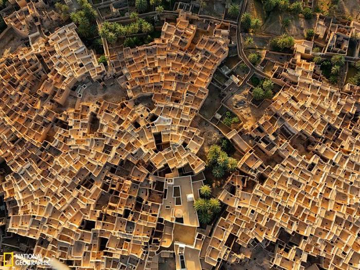Путешествие в город Гадамес на краю пустыни (14 фото)