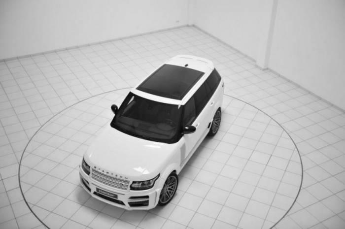 Эксклюзивный Range Rover Vogue от StarTech (26 фото)