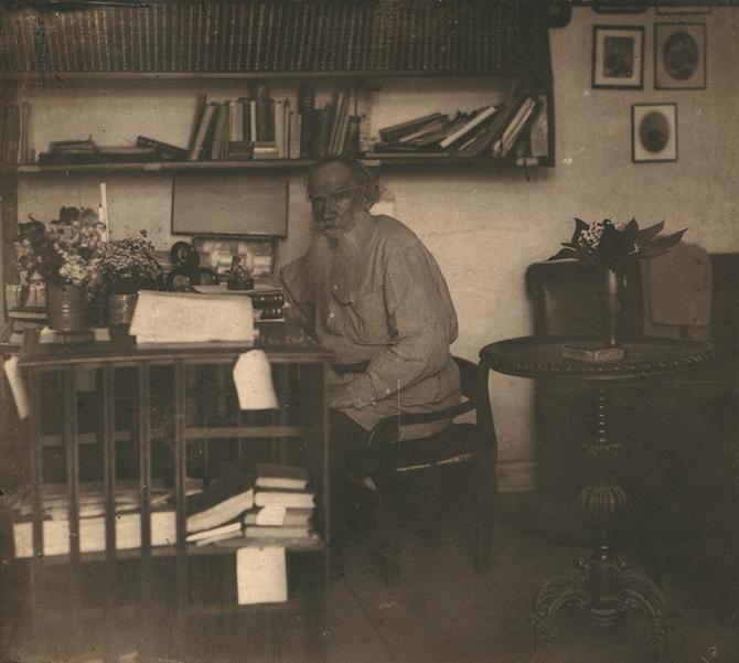 Неизвестные факты из жизни Льва Толстого (14 фото)