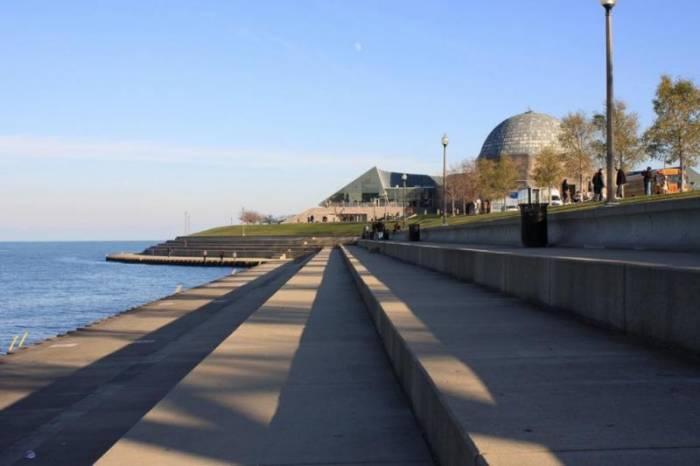 Планетарий Адлера в Чикаго, США (17 фото)