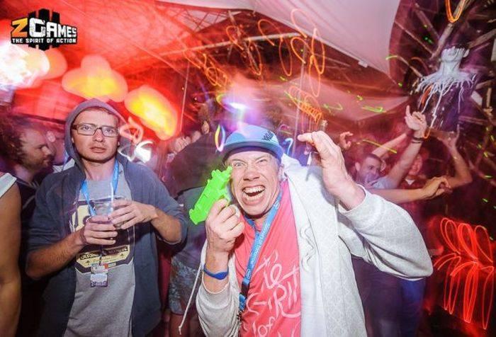 Посетители ночных клубов (60 фото)