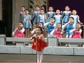 Антиамериканская песня в исполнении детей