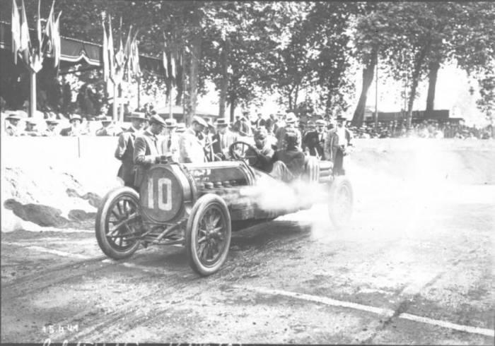 Гран-при Франции 1911 года (21 фото)