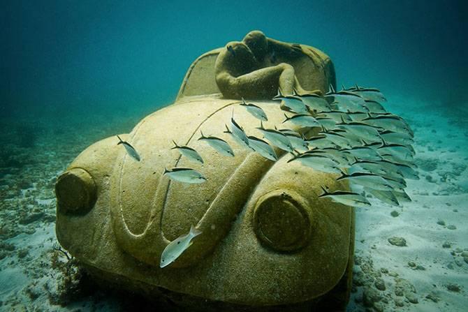 Подводные миры (28 фото)
