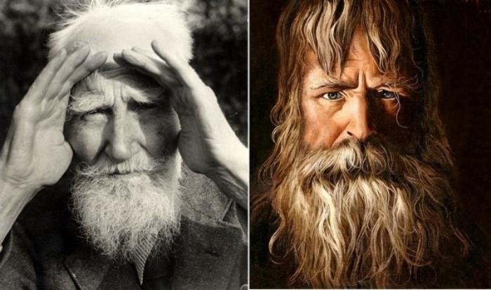 5 причин, почему русский мужик должен быть бородат (6 фото)