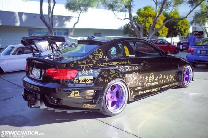 Автошоу SEMA-2013 в Лас-Вегасе (109 фото)