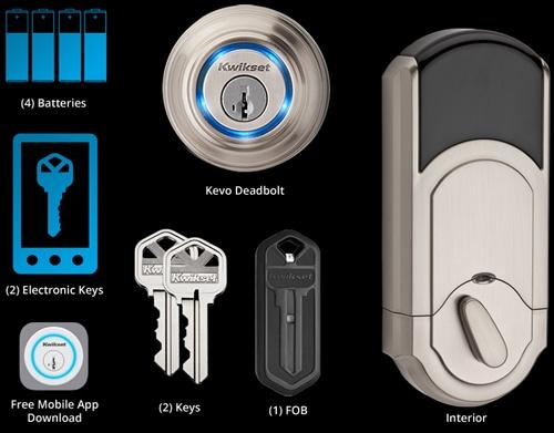 Kwikset Kevo: заменит ли «умный» замок обычные ключи? (5 фото+видео)