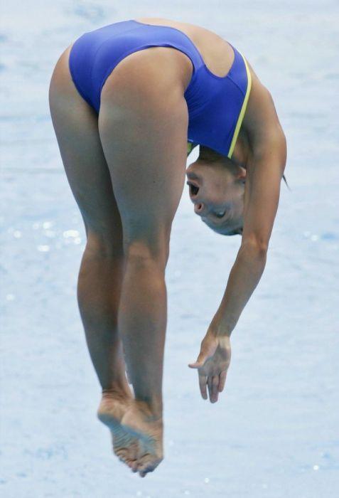 Пьрно спортсменки