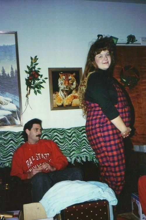 Рождество американской деревенщины (35 фото)