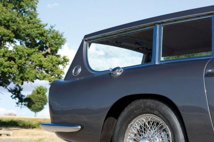 Aston Martin DB6 Vantage Shooting Brake (19 фото)