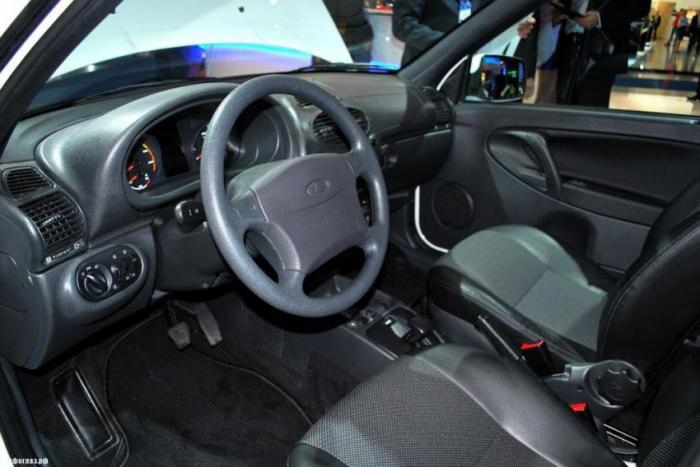 Конкурент Tesla от АвтоВАЗ (5 фото)