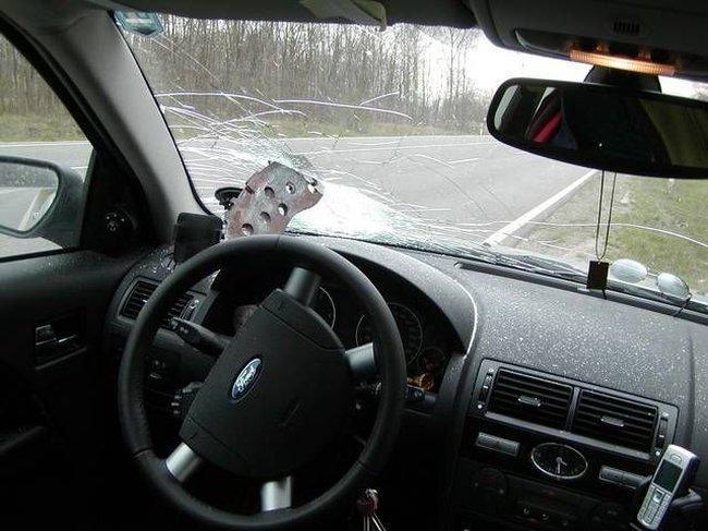 Автомобильные фэйлы (50 фото)