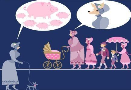 Почему некоторые люди не хотят иметь детей (7 фото)