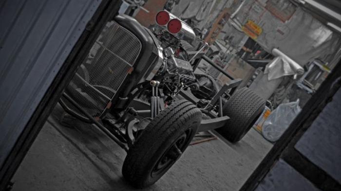 HotRod из Москвича-401 (23 фото)