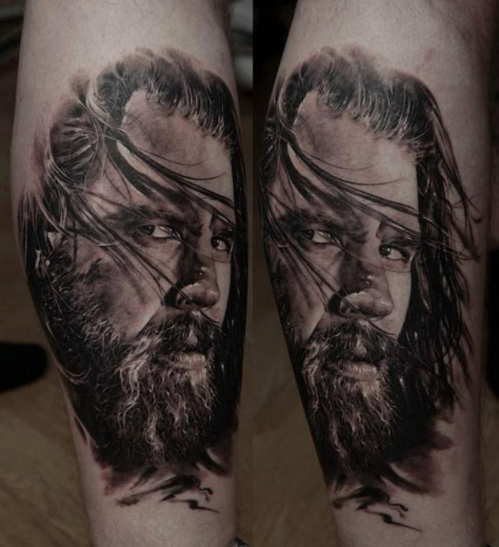 Украинский тату-мастер и его потрясающие работы (18 фото)