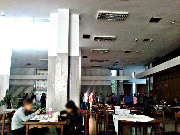 Студенческое общежитие в Скопье, Македония (33 фото)