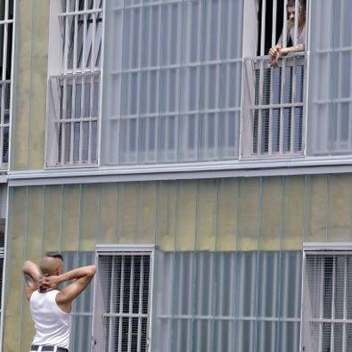 Австралийская тюрьма (34 фото)