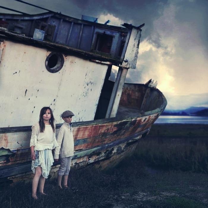 Красивые фотографии Сары Энн Лорет (31 фото)
