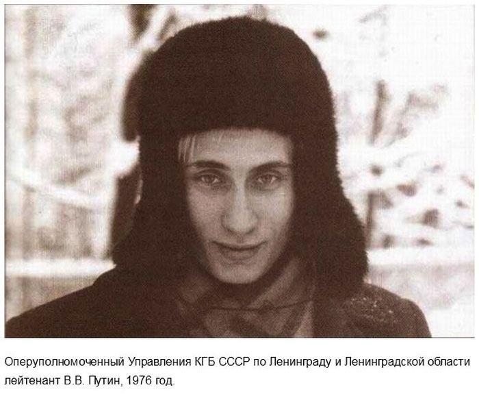 Архивные снимки российских знаменитостей (22 фото)