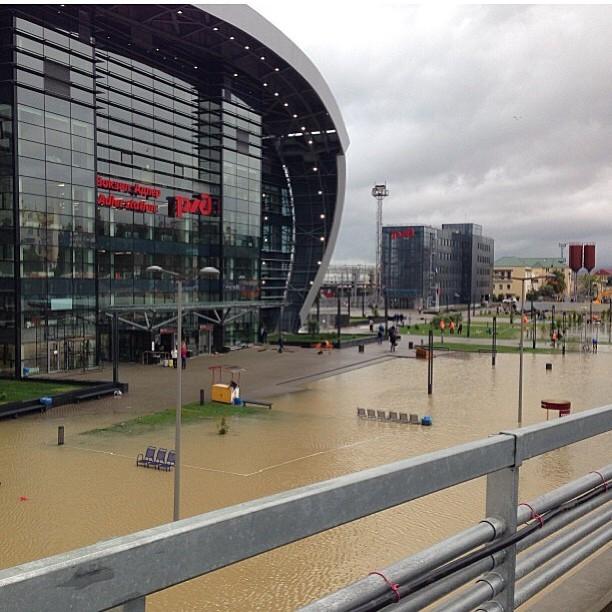 Сочинское наводнение (7 фото)
