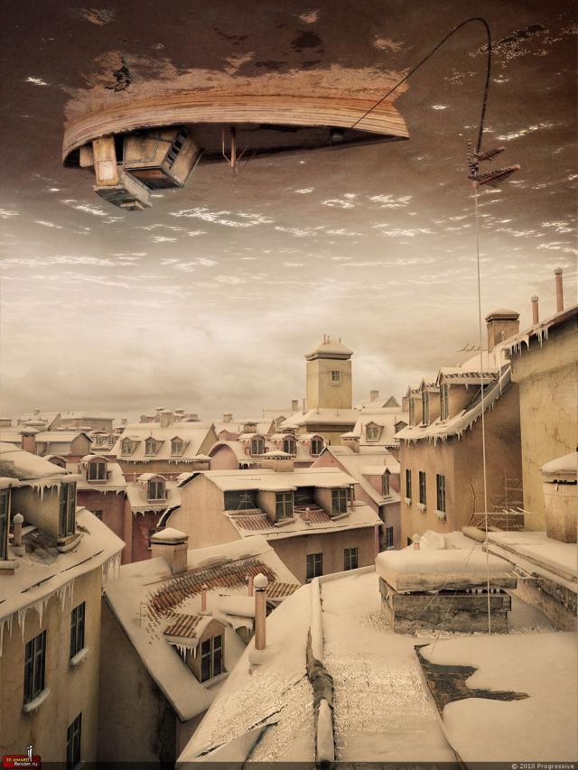 Сюрреализм и фантастика (40 фото)