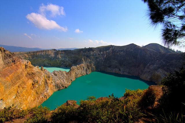 Экзотические острова Нуса Тенггара (7 фото)
