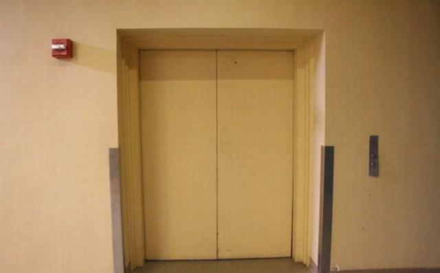 Удивительный лифт (14 фото)