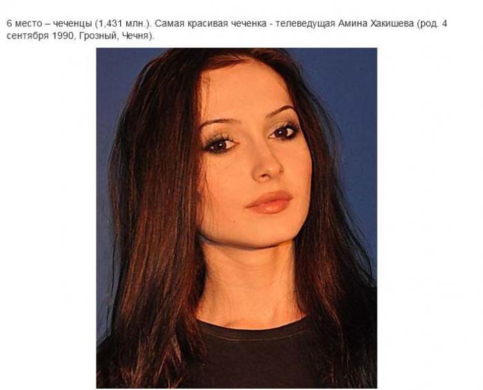 Самые красивые народов России (39 фото)