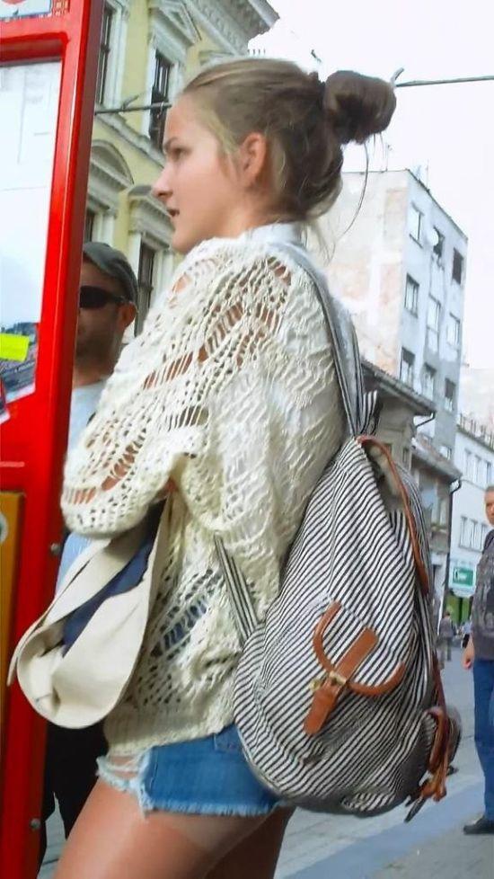 К чему может привести легкомысленный выбор одежды (3 фото)