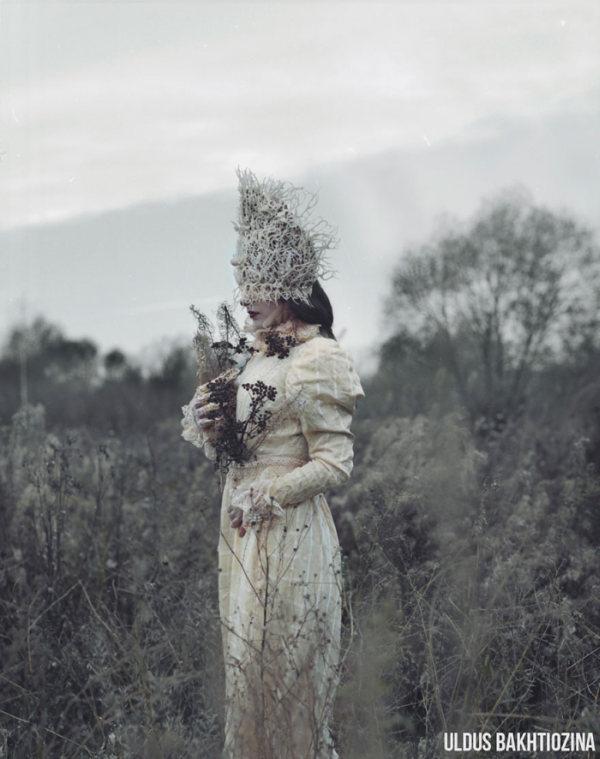Сюрреалистичный фотопроект (18 фото)