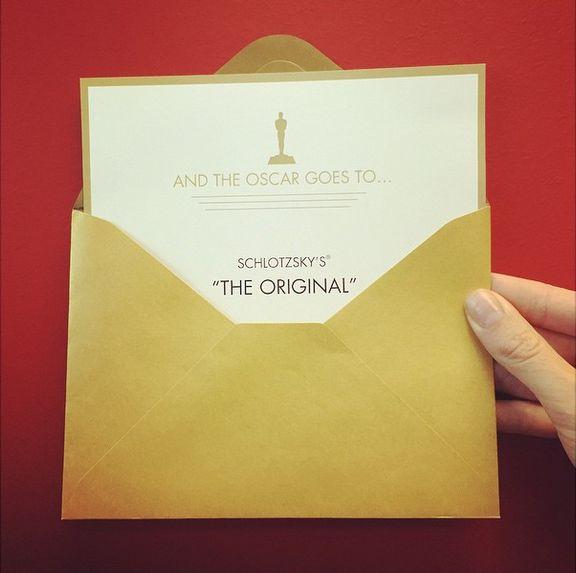 Церемония вручения премии «Оскар-2015» на фото в Instagram (55 фото)