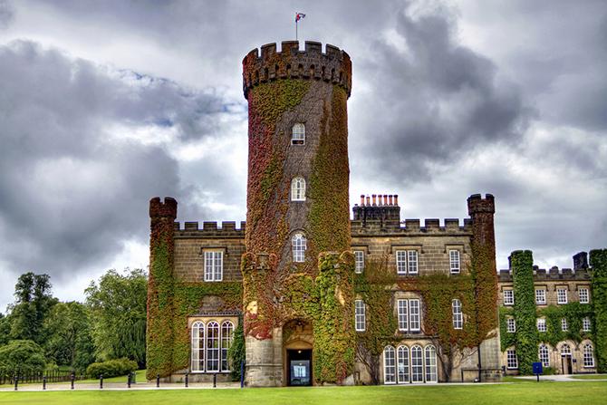 10 европейских замков-отелей (10 фото)