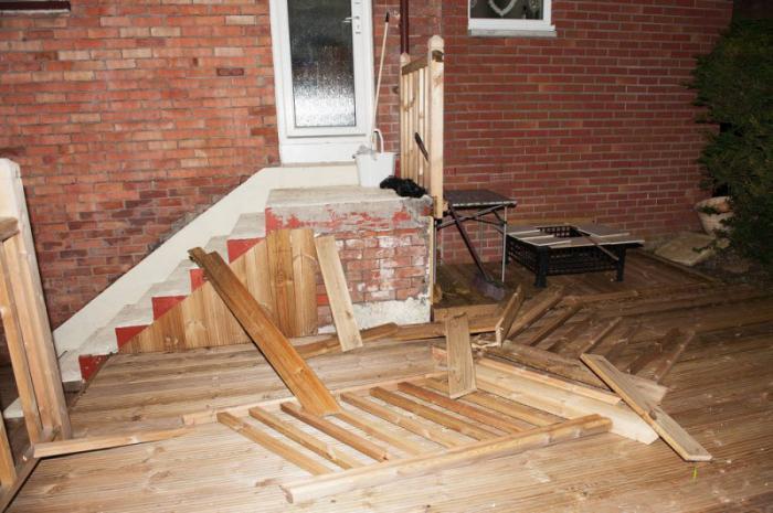 Пьяные подростки разгромили дом, после сообщения в Facebook (7 фото)