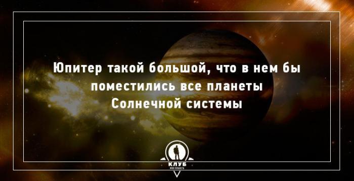 12 фактов о космосе (12 фото)