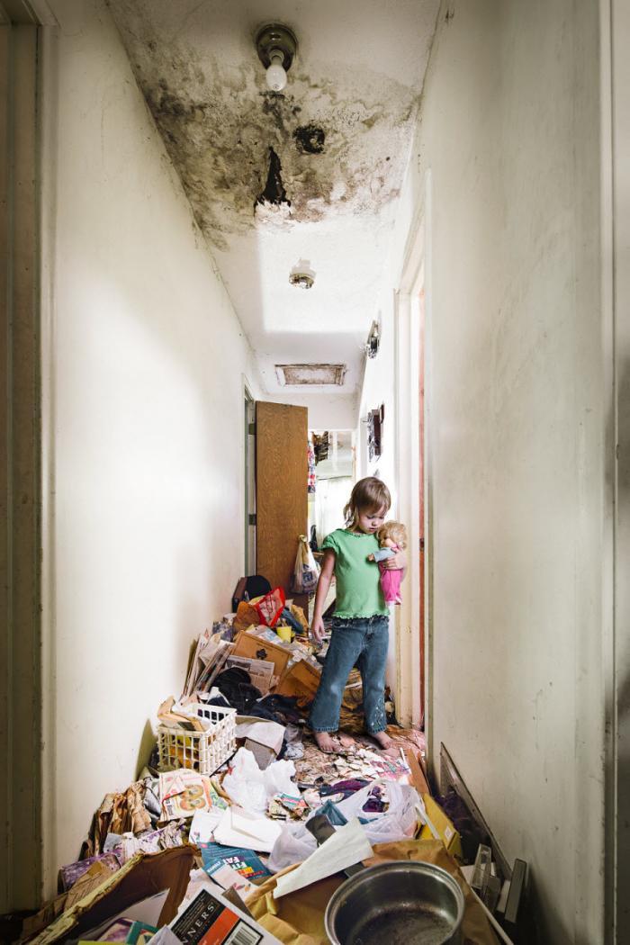 Фотопроект 'За дверью' (11 фото)