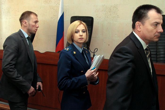Наталья Поклонская сменила имидж (8 фото)