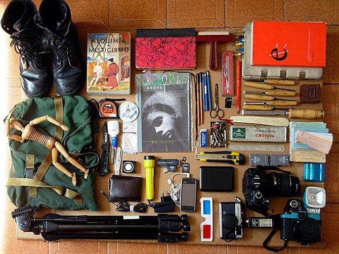 Какие вещи вы заберете с собой из горящего дома? (20 фото)