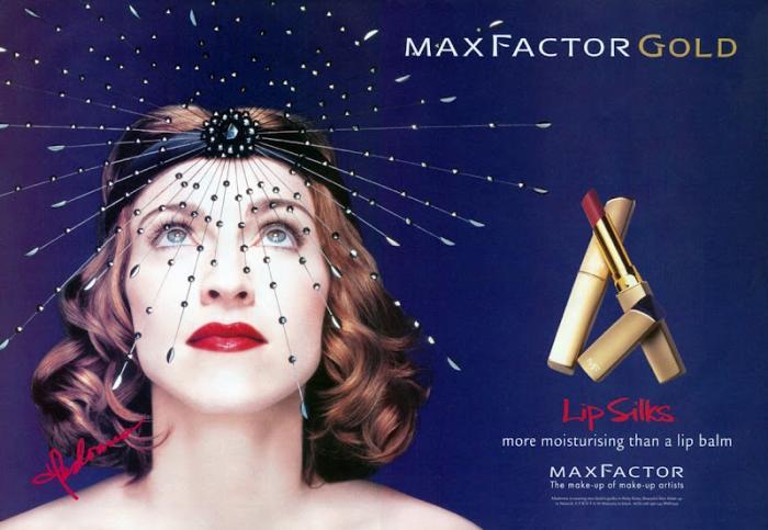 Мэрилин Монро - новое лицо Max Factor (5 фото)