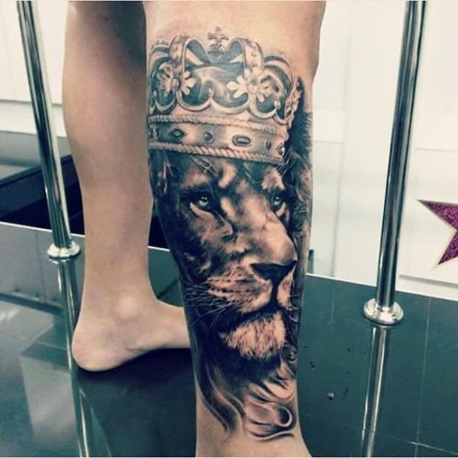 Реалистичные 3D татуировки (17 фото)