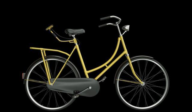 Полезная вещь для велосипедистов (4 фото)