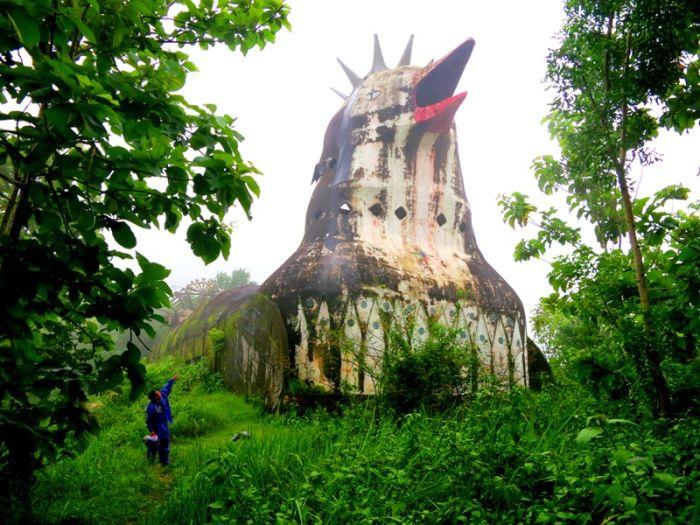 Самая необычная церковь в мире (15 фото)
