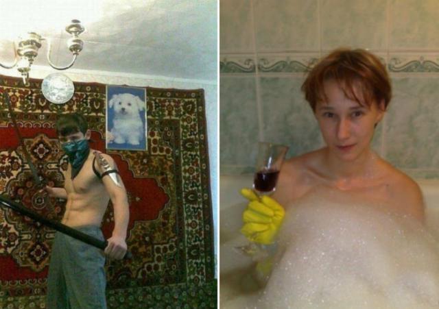 Самые дебильные фото для сайтов знакомств (18 фото)