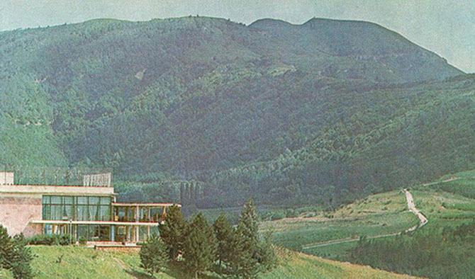 Курорты Северного Кавказа, существовавшие еще в СССР (5 фото)