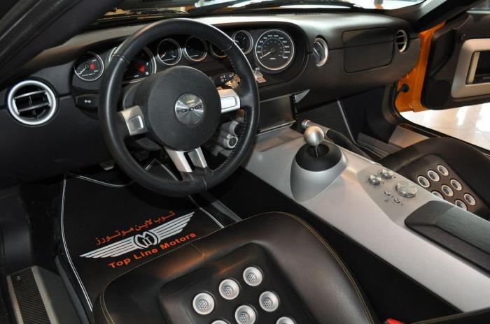 Продается новенький Ford GTX1 SEMA Edition (10 фото)