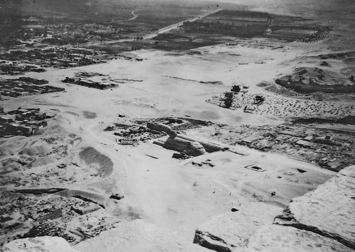 Достопримечательности Египта: вид сверху (49 фото)